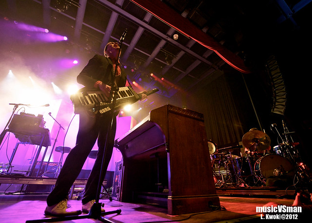 MuteMath @ The Pageant
