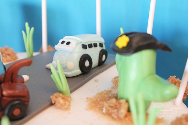 Nice Party Cars birthday