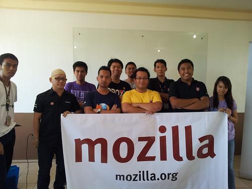 Mozilla Philippines Team