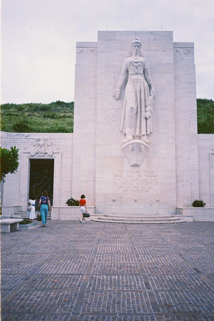 National Memorial Cemetery of the Pacific [1985]
