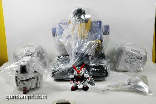 MSG RX-78-2 Bust Type Display Case (Mobile Suit Gundam) (16)