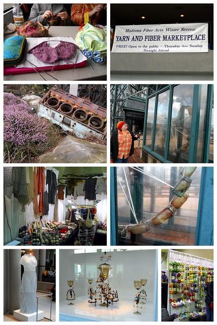 Madrona Fiber Arts Festival 2012