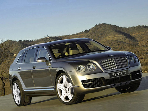 EXP 9F: La SUV de lujo de Bentley