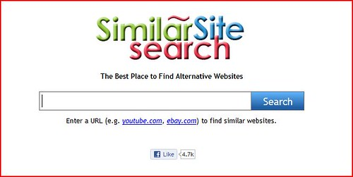 Similar Site Search.com