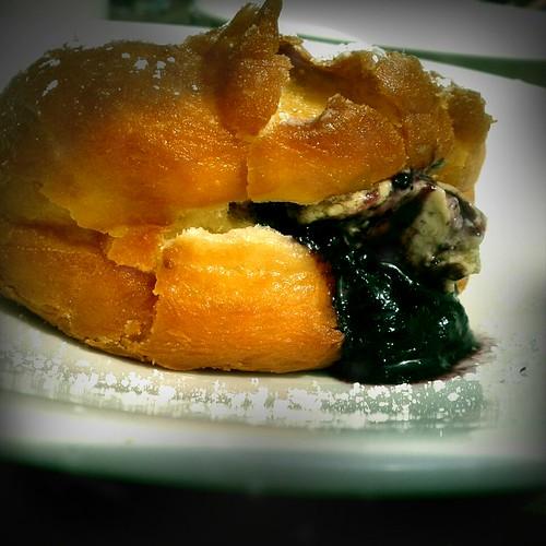 Foie gras donut at Do or Dine