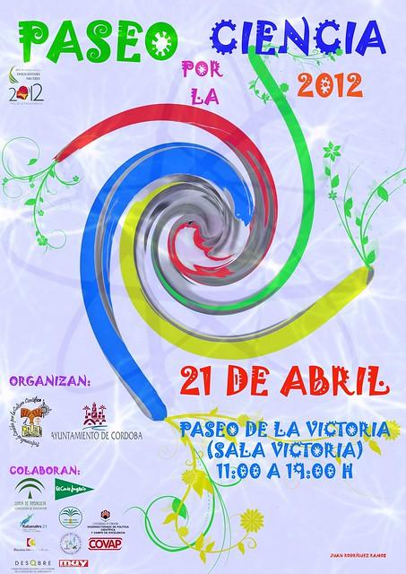 Paseo de la Ciencia 2012.