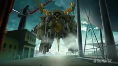 Gundam AGE 3 Episode 29 Grandpa's Gundam Youtube Gundam PH 0049