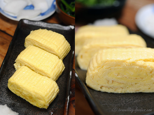 tamagoyaki collage