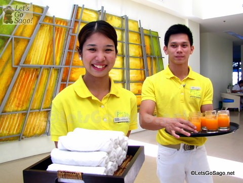 Pico Sands Hotel Friendly Staff