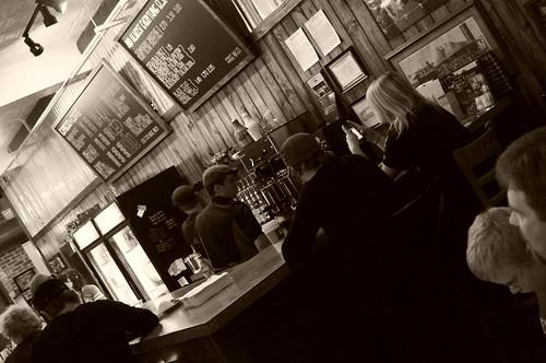 Standpipe Coffeehouse, Lufkin, TX
