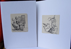 In Praise of Folly Holbein print cards