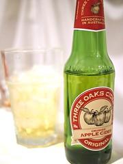 Three Oaks Cider Co. Crushed Apple Cider Original