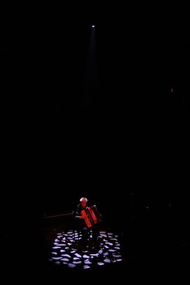 Pauline Oliveros #SonicActs #SonicActs2012