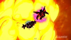 Gundam AGE 2 Episode 27 I Saw a Red Sun Screenshots Youtube Gundam PH (60)