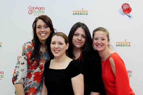 LA ConAgra Child Hunger Bloggers