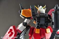 MG 1-100 Gundam HeavyArms EW Unboxing OOTB Review (84)