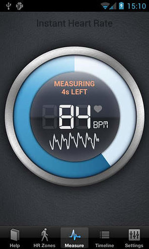 7. Instant Heart Rate Pro