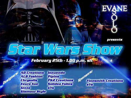 Star Wars Show by Ellendir Khandr