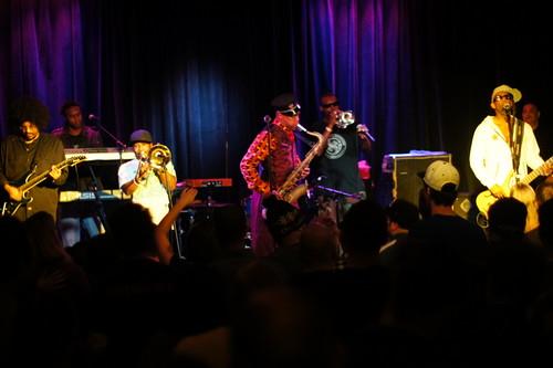 Fishbone, Motorco, Durham NC, 02/14/12