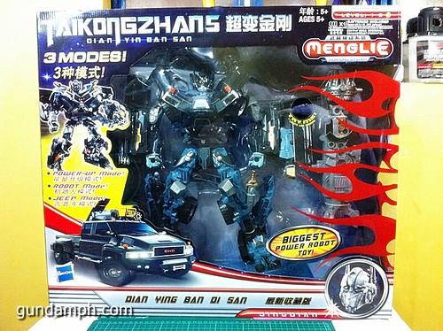 Knock Off Mega Size Iron Hide (TAIKONGZHANS) (1)
