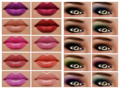 Beth Skin Make-Up Palette