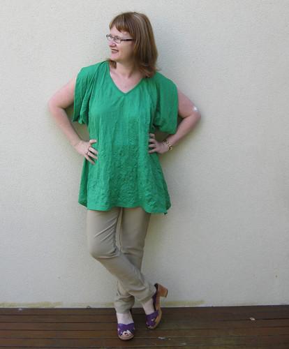 StyleARC Tilda tunic/top & Elle pant