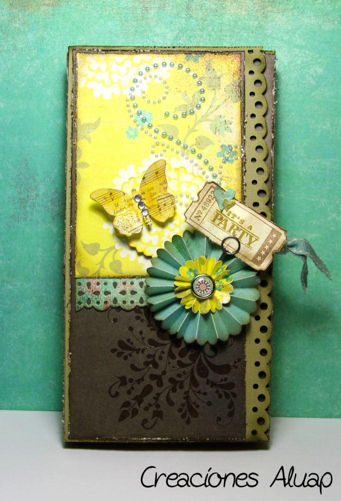 tarjeta caja regalo - card gift box