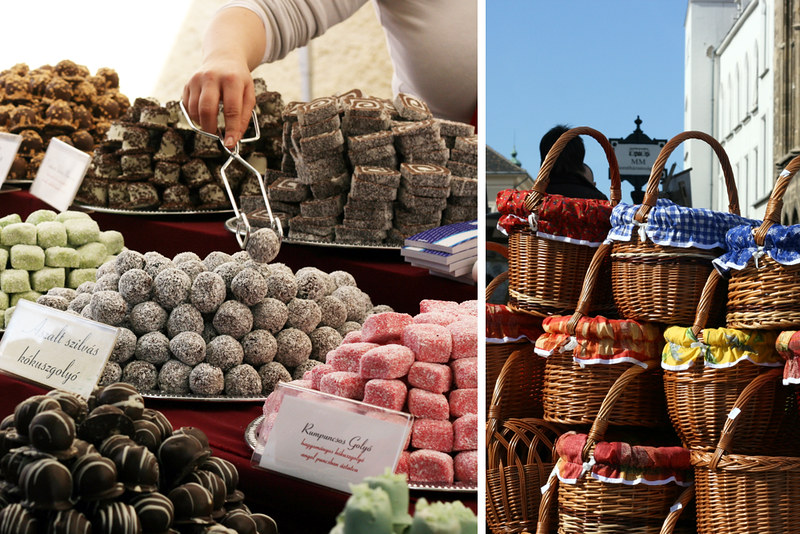 budapest sweets