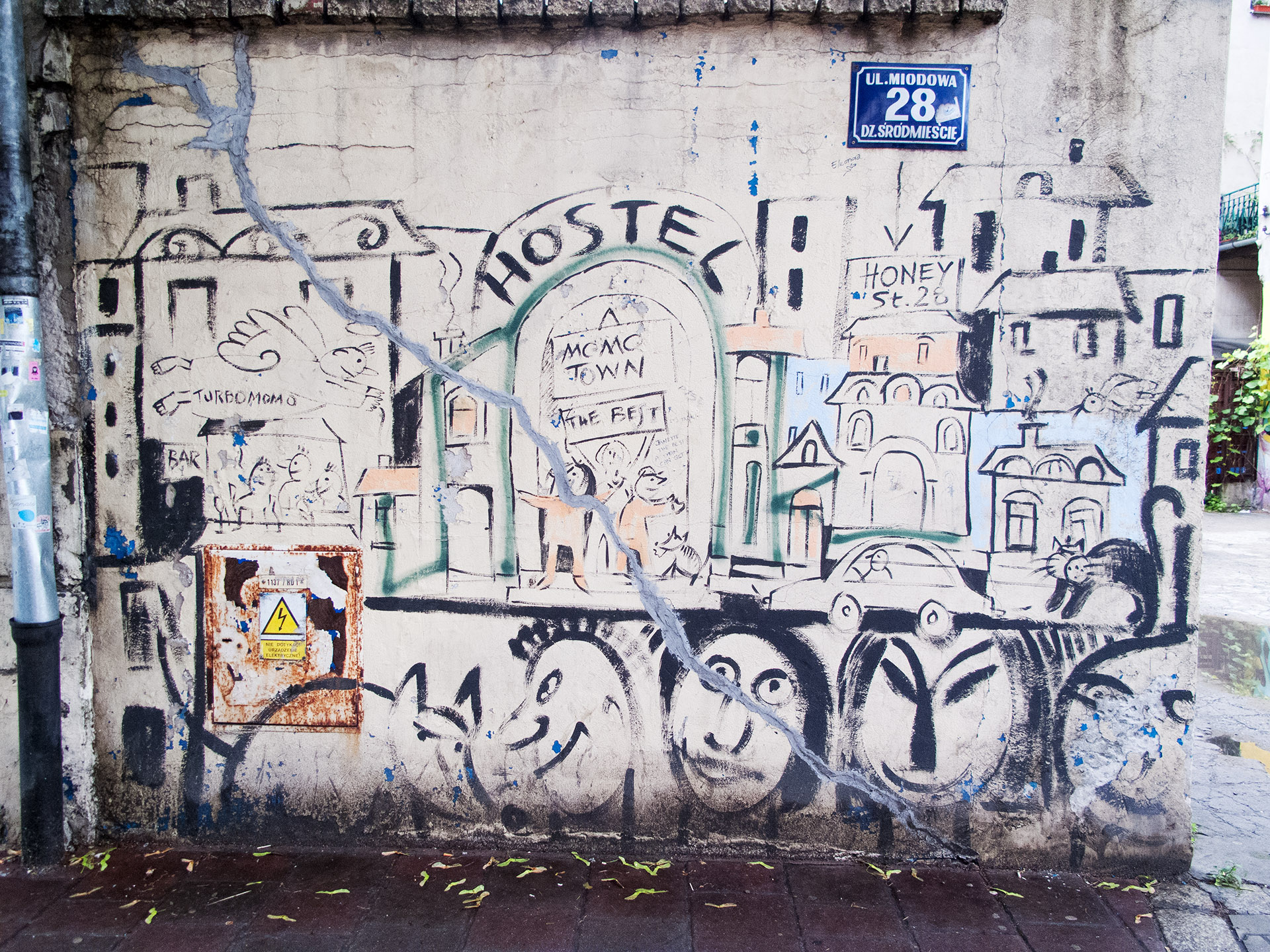 City - Mural
