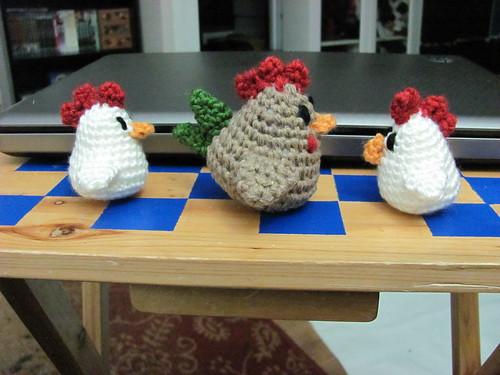 chicken side