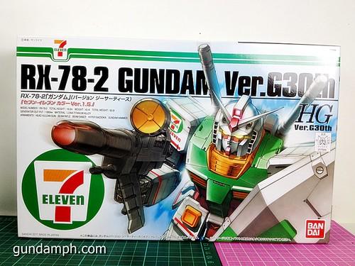 HG 144 2011 7 Eleven RX-78-2 Ver G30th (1)