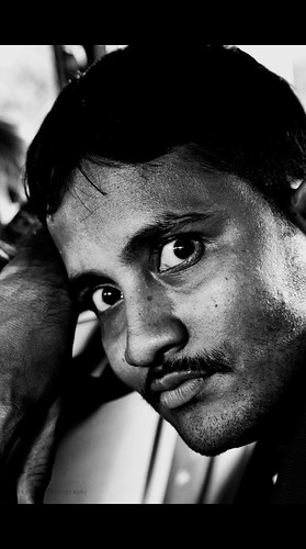 Mohan Prabu by Varnajaalam @ Rajanna