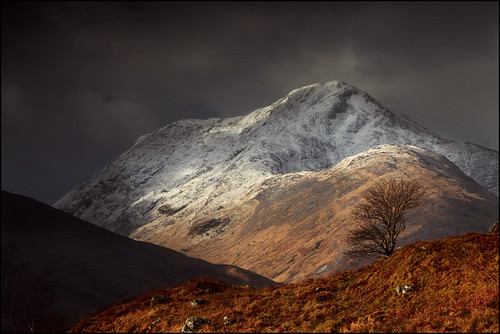 Sgurr Thuilm by angus clyne