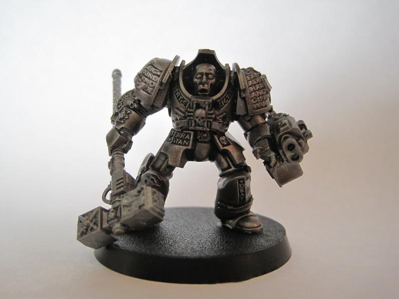 Zombie Grey Knight 1 Primed