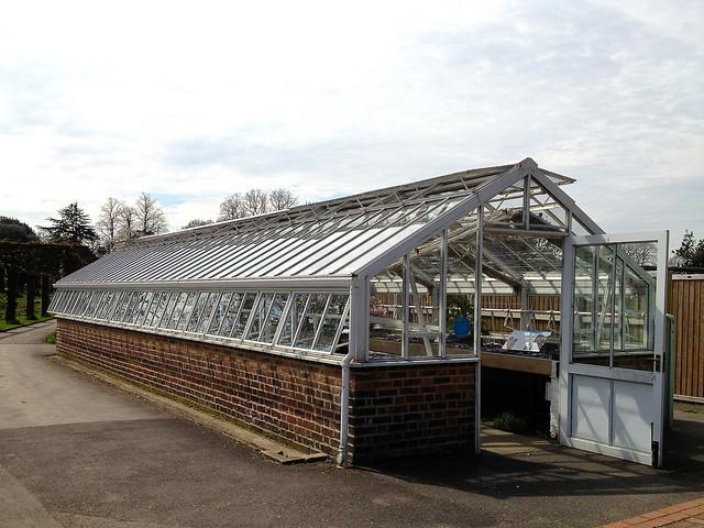 Kew Gardens bonsai house