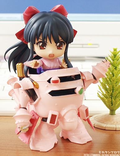 Nendoroid Shinguji Sakura and Koubu