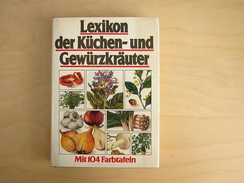 Lexikon der Küchen- und Gewurzkräuter