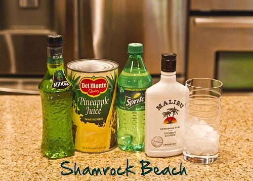 shamrock beach