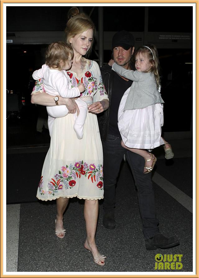Nicole Kidman, Keith Urban, Sunday, Faith