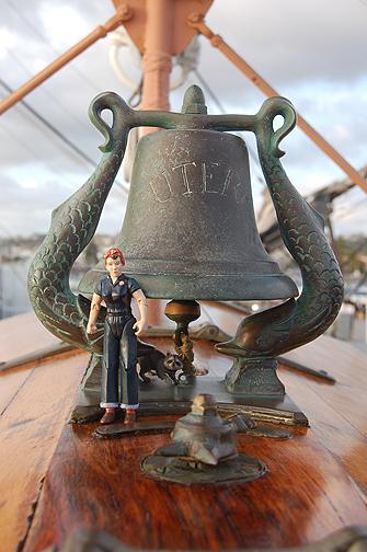 Rosie and Joe Euterpe bell