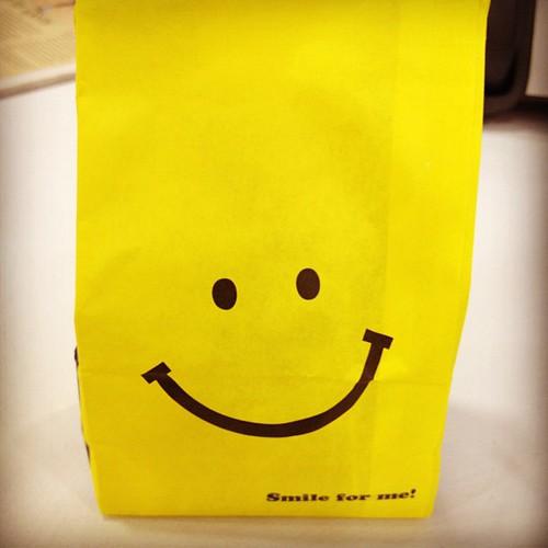 Mr Vday goodie bag!
