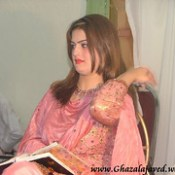 Ghazala Javed Pashto Singer 6