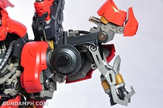 Formania Sazabi Bust Display Figure Unboxing Review Photos (95)