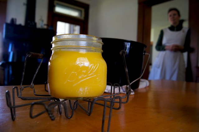 Making Lemon Curd 3