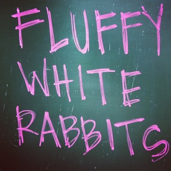 Fluffy White Rabbit #beer #greenpoint #brooklyn