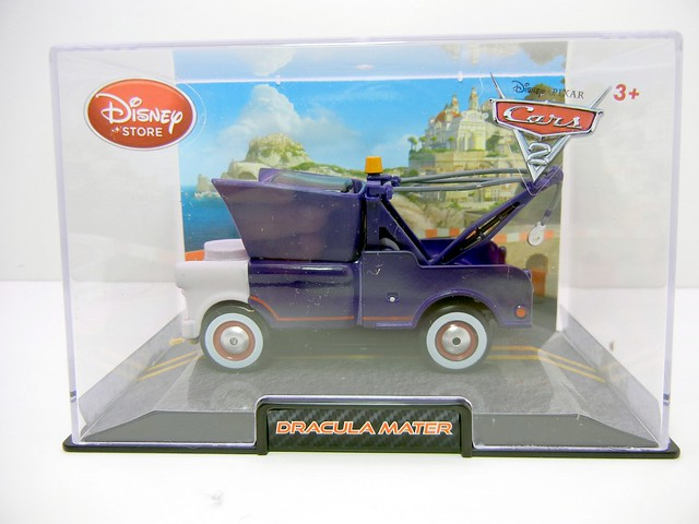 disney store cars 2 dracula mater (1)