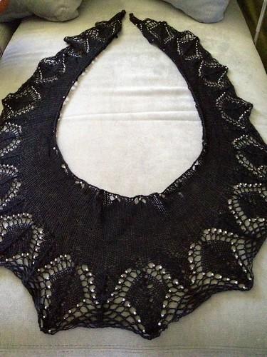 Billie Holiday shawl
