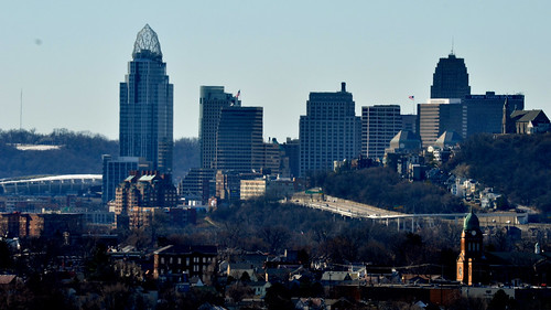 Downtown Test from Anderson Park by MrGuilt