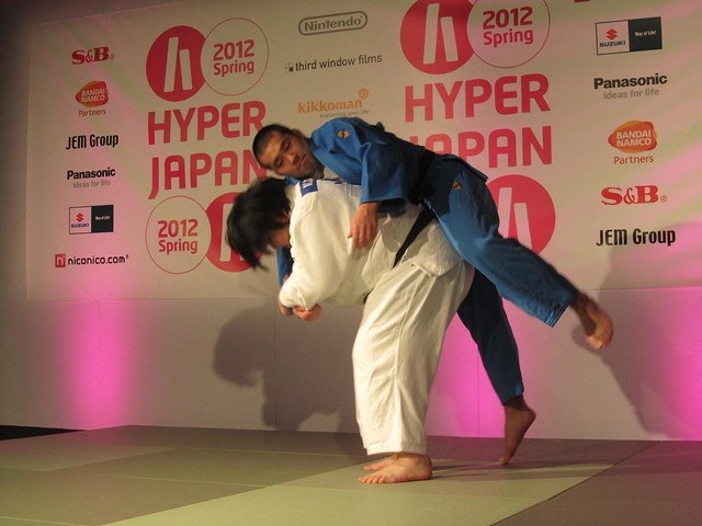 Judo with Maki Tsukada