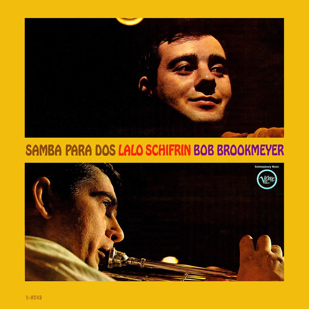 Lalo Schifrin - Samba Para Dos